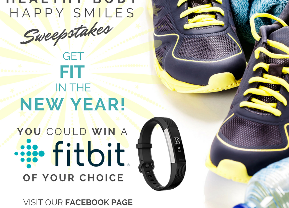 Healthy Bodies, Happy Smiles Sweepstakes!!!