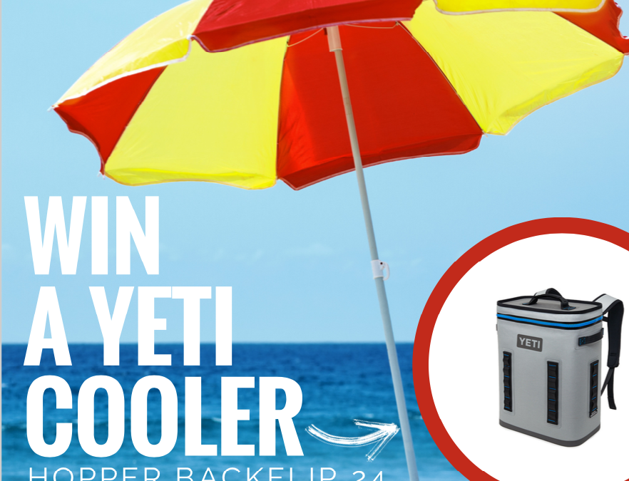 Get Ready For YETI Sweepstakes!