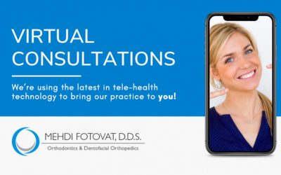 Virtual Consults are Reality at Mehdi Fotovat, DDS!